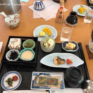東京都民による東京の旅⑨【清流の宿 おくたま路】の朝食