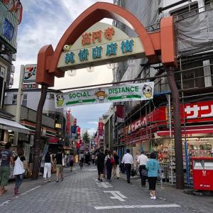 (杉並区)高円寺の【氷川神社】と「天気の子」の舞台【気象神社】