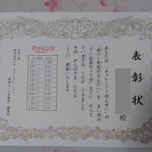 サプライズ表彰状!2年連続受賞☆と要望も・・・!