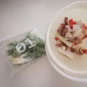 クズ野菜はフィトケミカルたっぷりベジブロスでストック