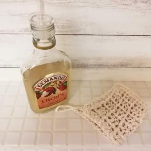 【脱プラ】お風呂掃除に手作り洗剤 重曹+酢を一緒に混ぜる魔法の配合