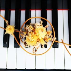弾き語りのピアノパートは意外と弾きやすい、というお話