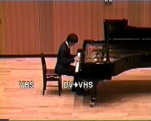 【珍映像】私の高校時代のピアノ演奏