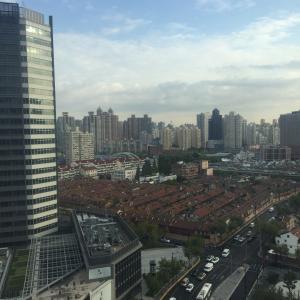 上海2367日目 海南チキンランチ at 上海iapm