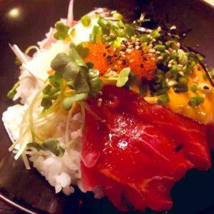 めちゃめちゃおいしい海鮮丼♪♪
