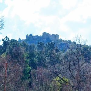 【Col de Châteauneuf】コル・ド・シャトーヌフ/ニースから45分で行ける古城跡