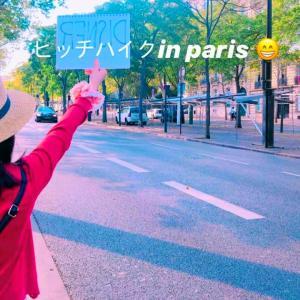 【フランス(パリ)】で走っているなんて、想像もしていなかったw