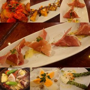 料理が踊ってた、【東銀座】レストラン。