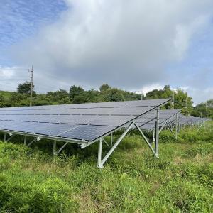 6号基 石岡太陽光発電所が竣工