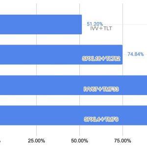 資産取崩で最も長生きするレバレッジポートフォリオの探求(3)