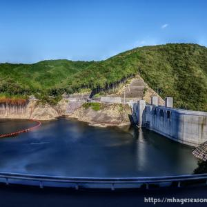 横瀬川(よこぜかわ)ダムvol.10【〔祝〕横瀬川ダム竣工】