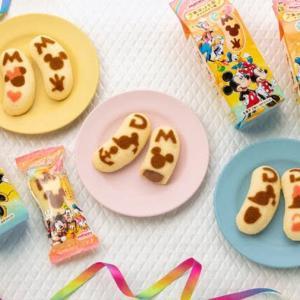ディズニーの東京バナナがセブンイレブンで♪