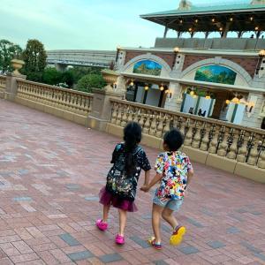 夏ディズニー☆ホテル④