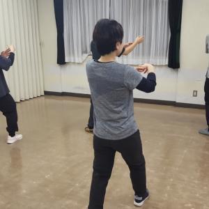 太極気功養生教室では、今年の初級班練習仲間を人数限定制で、受付中!
