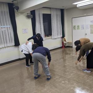 冬の太極拳初級班が開講