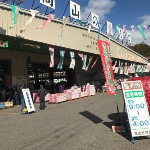 リンゴを買いに「日本の最も美しい村」高山村へ❣️