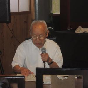 「柴田さんを囲んで懇談する会」の報告