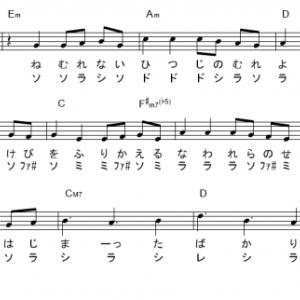 ももいろクローバーZ サビ・ドレミ付き楽譜集 5曲