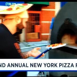 ワイルドなNYピザが美味い理由❗️