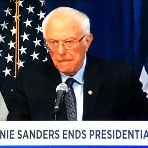 コロナのためアメリカ大統領選候補が撤退⁉️