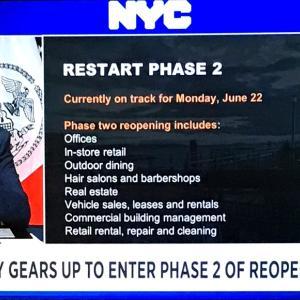 ニューヨークのライバルは東京⁉️By NY市長