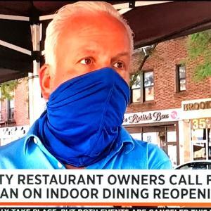 ニューヨークのレストラン業界はどうなるの⁉️