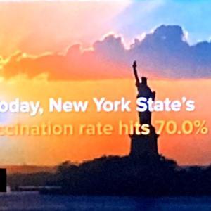NYに自由が戻った❗️コロナ対策制限完全解除!