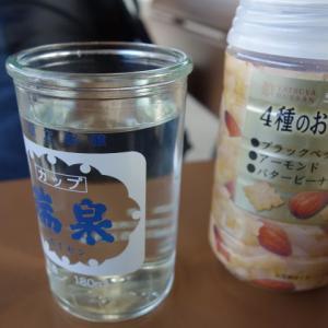 【番外編】冬の青春18きっぷカップ酒の旅@因美線・津山線・桃太郎線・井原鉄道(鳥取ー福山)