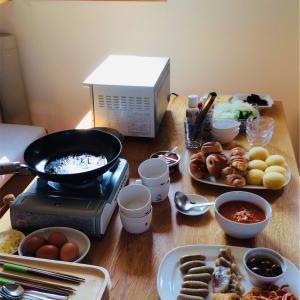 朝食ビュッフェ@おうち