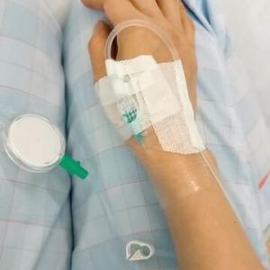 抗がん剤(16クール目)~退院~眼科受診