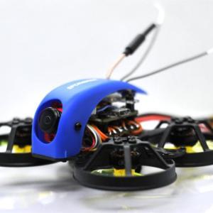 自作ドローン: SPCMAKER Mini Whale Pro (78mm / F4 Noxe V1 / Diatone Mamba 1103)