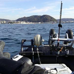 マイボート沖釣り【葉山沖 11月の釣行】