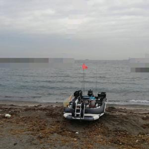 マイボート沖釣り【東京湾12月16日】