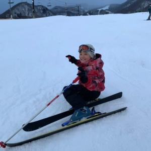 カブ活動日誌。2020年1月11日【スキー訓練に馳せ参ずる!】
