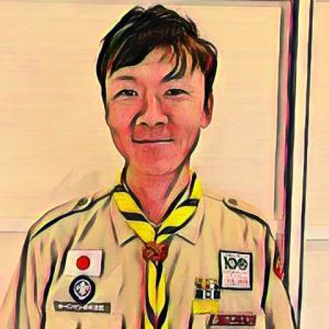 ボーイスカウト稲沢6団カブ隊長のことをこっそりと紹介させて下さい。