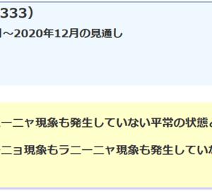 エルニーニョ監視速報(6月10日版)