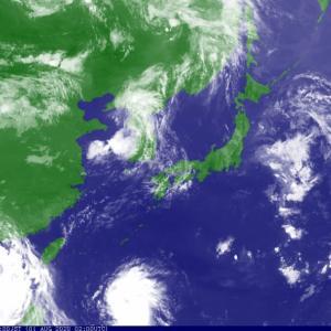 関東甲信・東海地方が梅雨明け