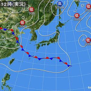 関東甲信梅雨入り、北陸は見合わせ
