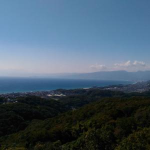 大磯駅~湘南平~高麗山~平塚駅