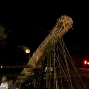 いよいよ9月12日、13日に中土佐町「久礼八幡宮秋季大祭」