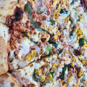 waltzなおっきいピザを食べました😆🍕✨