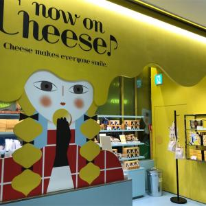チーズ専門店♪♪