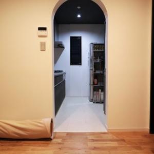 web内覧会★雰囲気ガラリと!のキッチン