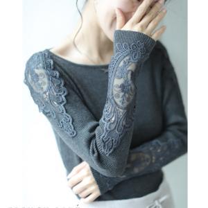 一年で5000枚売れる、ぽわん袖のシアーショルダートップス【cawaii】