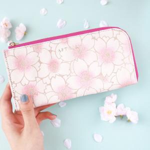 大人女性のための折りたたみ財布(ミニ財布)は、華やかなデザインと使い勝手の良さが鍵!【AETHER エーテル】
