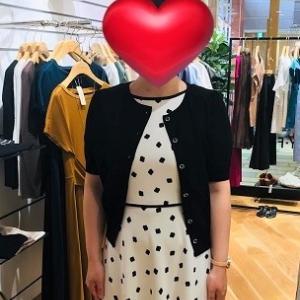 【婚活】ファッションアテンド(買物同行)をしてきました!綺麗な洋服にテンション爆上げ♪