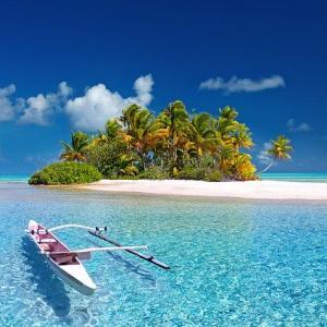 南の島に行きたい。