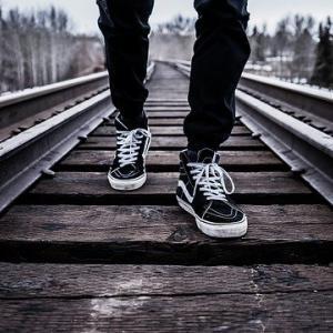 サラリーマンの線路