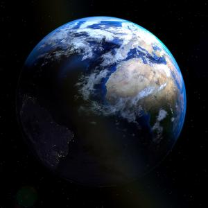 地球のステータス