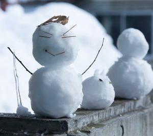 雪のセンター試験、試練は人を強くする